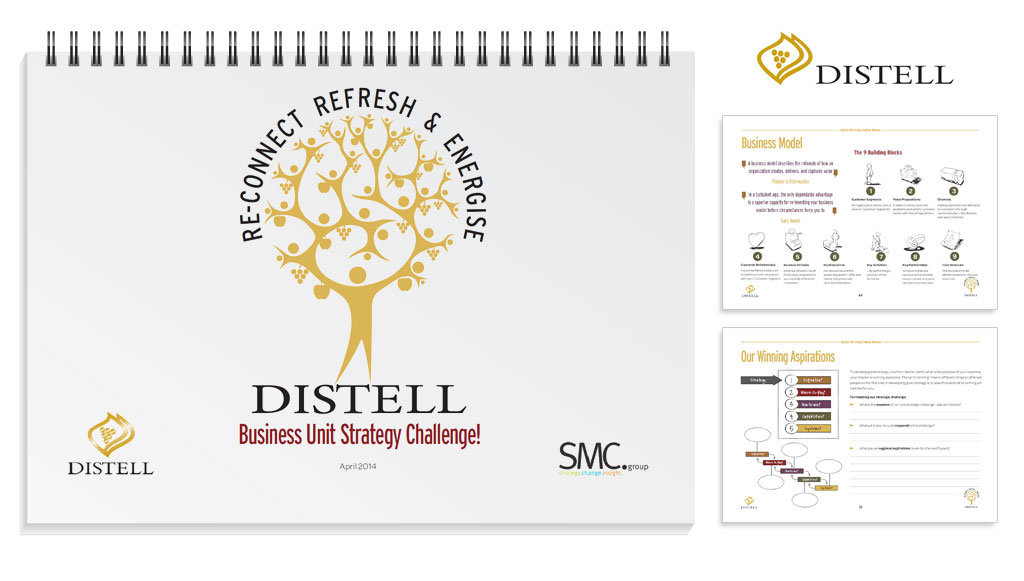 Workshop collateral - Distell Strategy delegate workbook