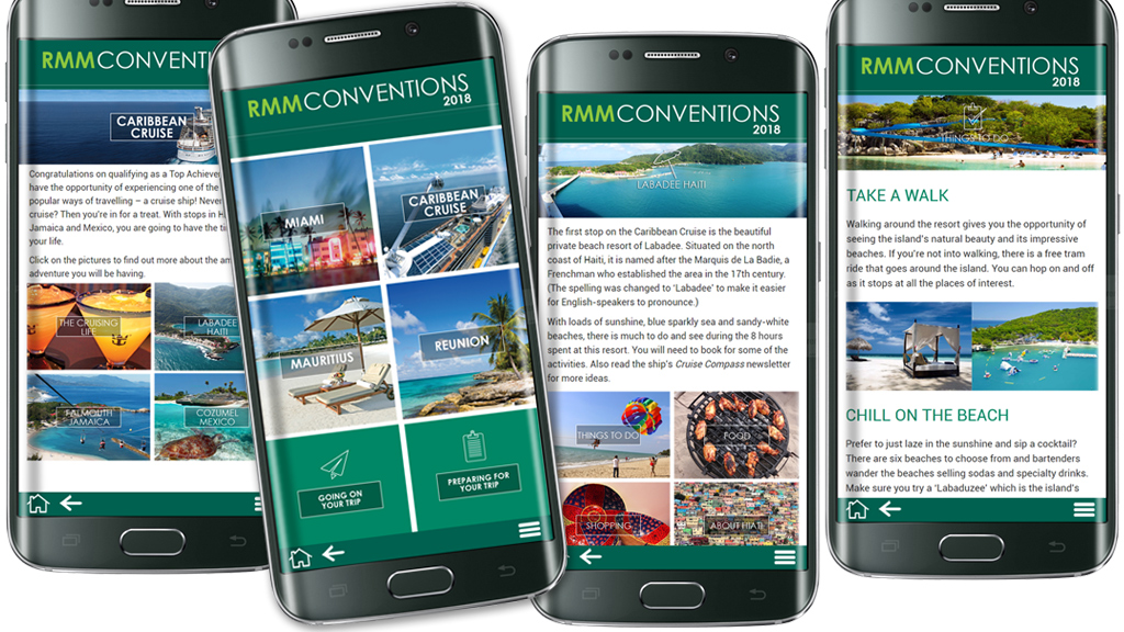 Cellphone or mobile app